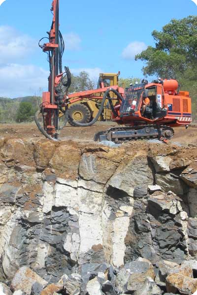 CQ Drilling and Blasting Pty Ltd specializes in all types of drilling and blasting, for  the Mining, Quarry and Construction industries Central Queensland, Queensland, Australia